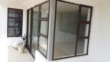 Our Recent Projects... Steel, Wood, and Aluminium Doors, Windows ...