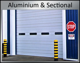 aluminium and sectional